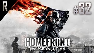 ► Homefront: The Revolution - Walkthrough HD - Part 32