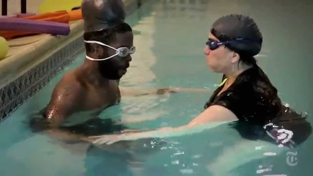 With Intensive Swim Lessons, a Man Attacks His Fear of ...
