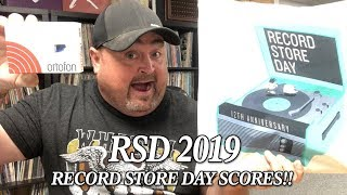 Record Store Day Scores    RSD 2019