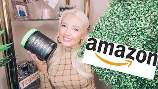 EVERYTHING I BOUGHT THIS MONTH ON AMAZON | Acne Hack, Hair Clips, Eco Friendly