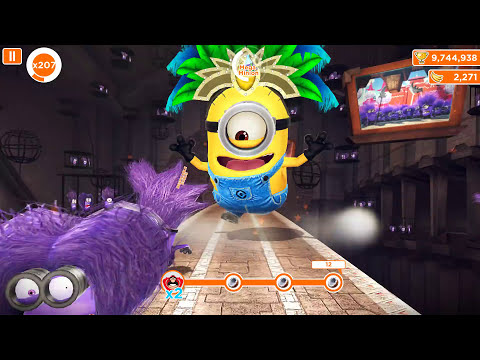 Despicable Me 2: Minion Rush El Macho