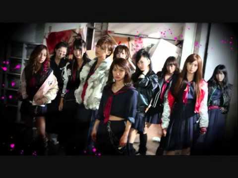 【TAB譜あり】AKB48 マジすか学園メドレー No Lead Guitar
