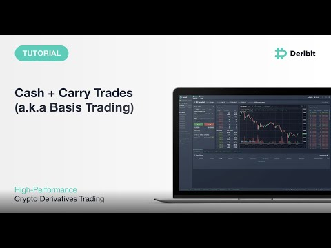 Cash And Carry Trades