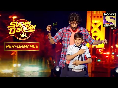 "Gourav and Amardeep's Ka Emotional Performance On ""Kitna Pyara Wada Hai"" | Super Danc"