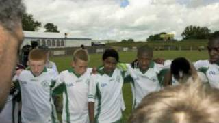 History Makers - South London Under 14 Gaelic Football Team 2011