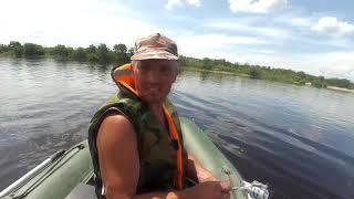 Рыбалка тролинг и подводная рыбалка 2 июня 2019