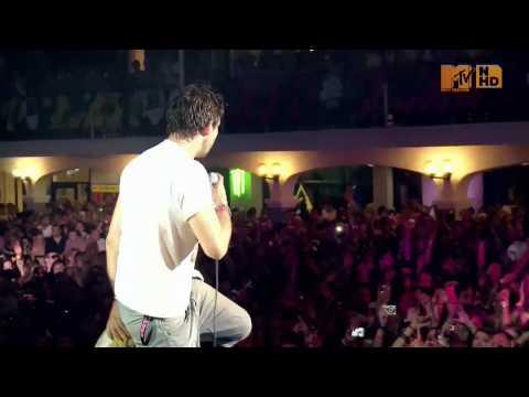 Example - Kickstarts live @ Ibiza Rocks 2010