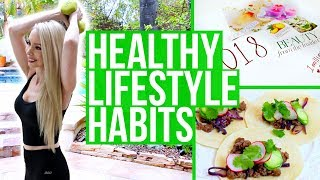 Easy habits to get healthy and live your best life in the new year! for $30 off first week of hello fresh deliveries, go http://bit.ly/2aqer1b us...