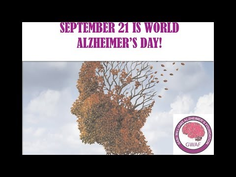 WORLD ALZHEIMER'S DAY Presentation by Gabi Williams Alzheimer's Foundation - 21st September 2017