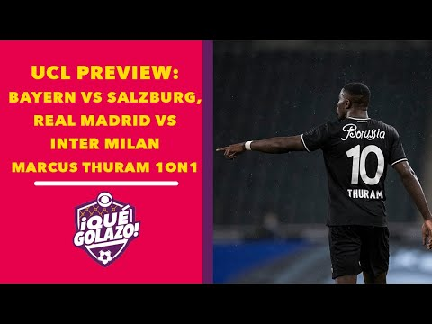 Champions League Preview: Bayern vs Salzburg, Betting Tips and 1-on-1 with Marcus Thuram!