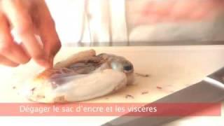Cuisiner futé: préparer une seiche