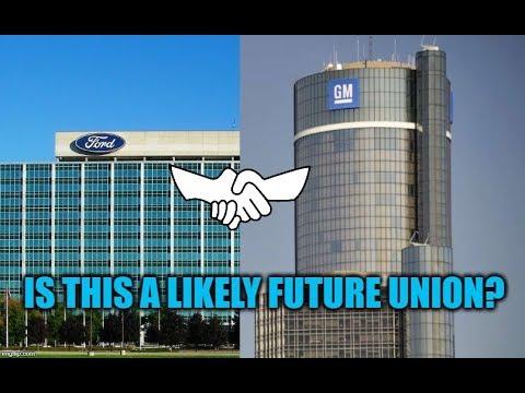 GM-Ford merger rumor emerges | Will this ACTUALLY happen?