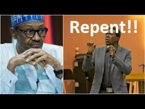 Pastor Isa Elbuba: Viral video that attacked Buhari and herdsmen - DSS attempts to arrest him
