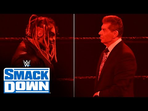 """Mr. McMahon comes face-to-face with """"The Fiend"""" Bray Wyatt: SmackDown, August 21, 2020"""