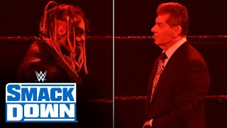 "Mr. McMahon comes face-to-face with ""The Fiend"" Bray Wyatt: SmackDown, August 21, 2020"