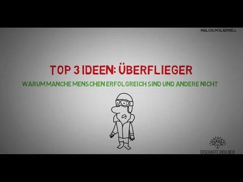 Überflieger: Warum manche Menschen erfolgreich sind - und andere nicht YouTube Hörbuch Trailer auf Deutsch
