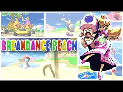 Breakdance Peach