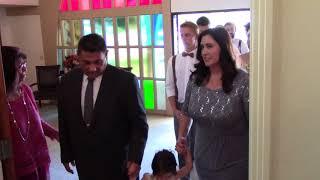 Rachel Metz and Gavin Andrews' Wedding