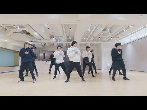 EXO-CBX (觳鸽氨鞁�) '鑺膘殧鞚� (Blooming Day)' Dance Practice