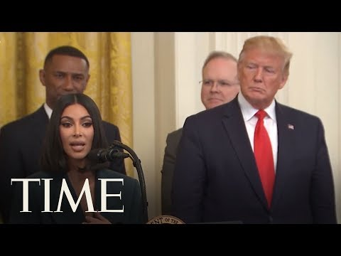 Future Lawyer Kim Kardashian Heads Back To White House To Fight For Prison Reform