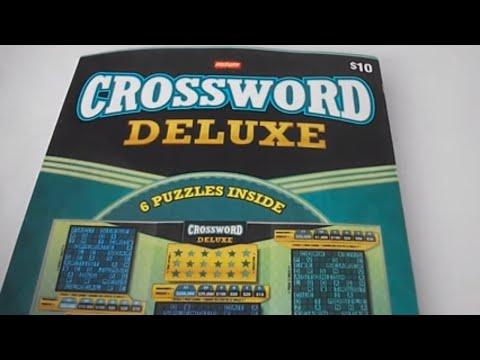 2017-03-02 OLG #2018 $10 Crossword Deluxe #001