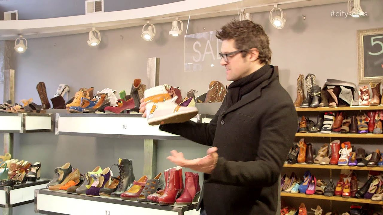 Shopping Sale Shoes Online | How-To | City Soles TV - YouTube