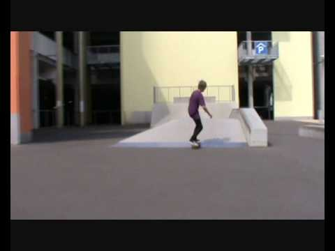 Morast Skateboards- Martin Heinrich. one day skatepark