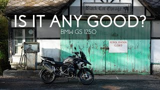 BMW GS 1250 Ride Review - Is it any good?