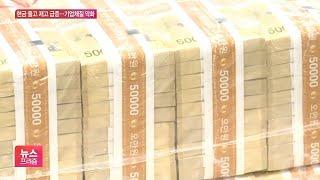 상장사 5곳 중 1곳'한계기업'…재계 현금확보 비상