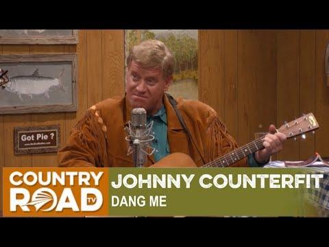 Johnny Counterfit sings