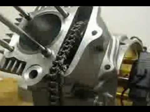Cara Pasang Engine Motor Youtube