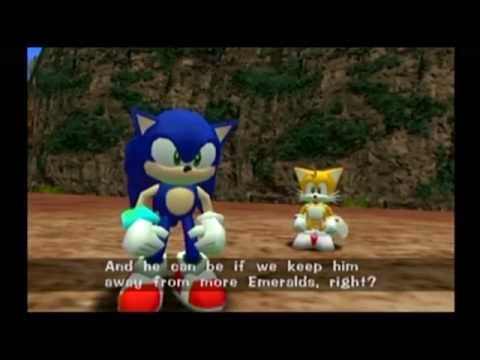 sonic unleashed cutscenes part 6 ending a relationship