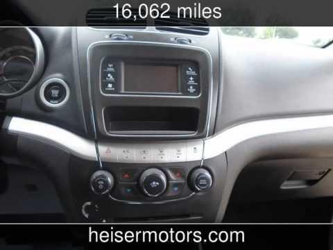 2014 dodge journey sxt used cars dickinson north dakota for Heiser motors dickinson nd
