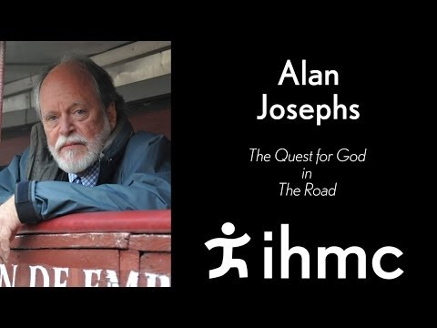 """Dr. Allen Josephs - The Quest for God in """"The Road"""""""