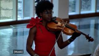 """Not Too Fast"" for Solo Viola and Piano Performed by Robin Fay Massie"