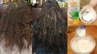 How To Get Jet Black, Extra Shiny & Super Healthy Hair At Home By Simple Beauty Secrets