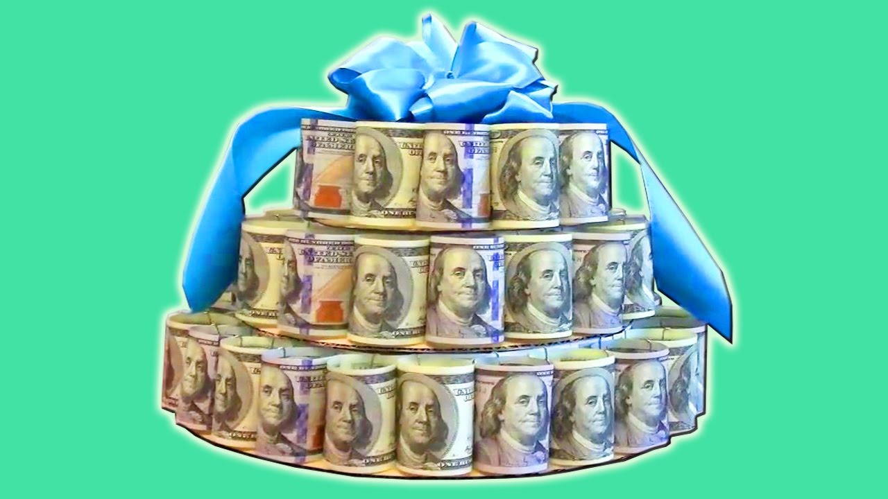 Торт Кейс с деньгами пошаговый рецепт с фотографиями 82