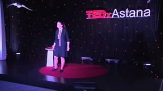 Что я узнала о себе, когда ослушалась родителей | Aigerim Bulekbayeva | TEDxAstana