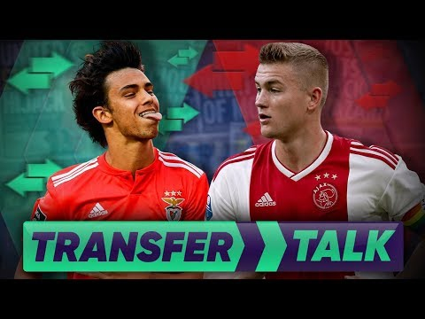 Barcelona Beat Liverpool & Manchester United To Signing Of £75M Ajax Star!   Transfer Talk