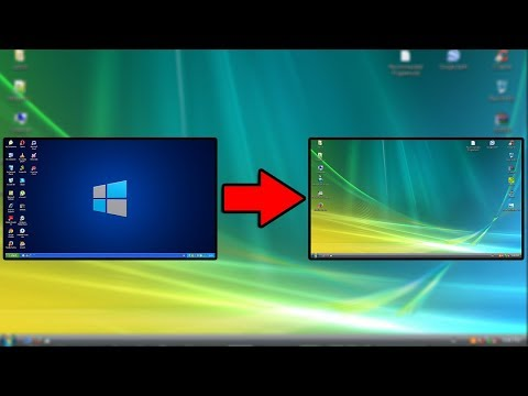 Make Windows XP look like Windows Vista | Vistamizer