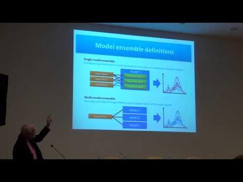 REFRESH Stakeholder Meeting at METU Ankara- Aquatic ecosystem modelling - Erik Jeppesen