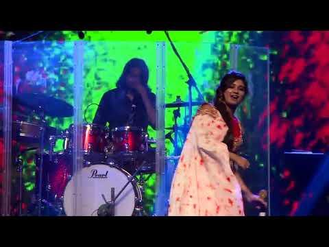 NAGADA SANG DHOL 2018 CHENNAI   Shreya Ghoshal Concert