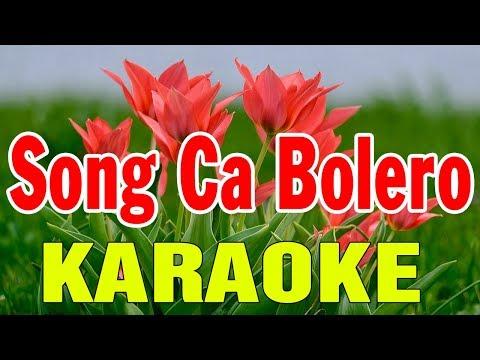 Karaoke Nhạc Sống Liên Khúc Song Ca | Lk Bolero Trữ Tình Ai Cũng Hát Được | Trọng Hiếu