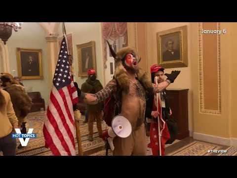 Capitol Rioter Requests Trump Pardon   The View