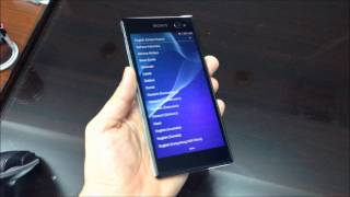 sONY XPERIA C3 Dual D2502 Starry Black color