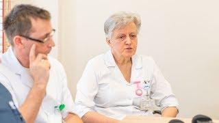 Epidemiolog o obecności dzieci w szpitalu