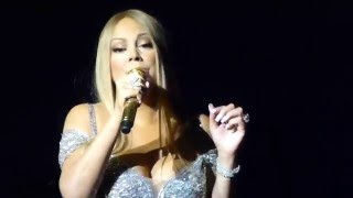 Mariah Carey - When You Believe (Sweet Sweet Fantasy Tour) - Oslo