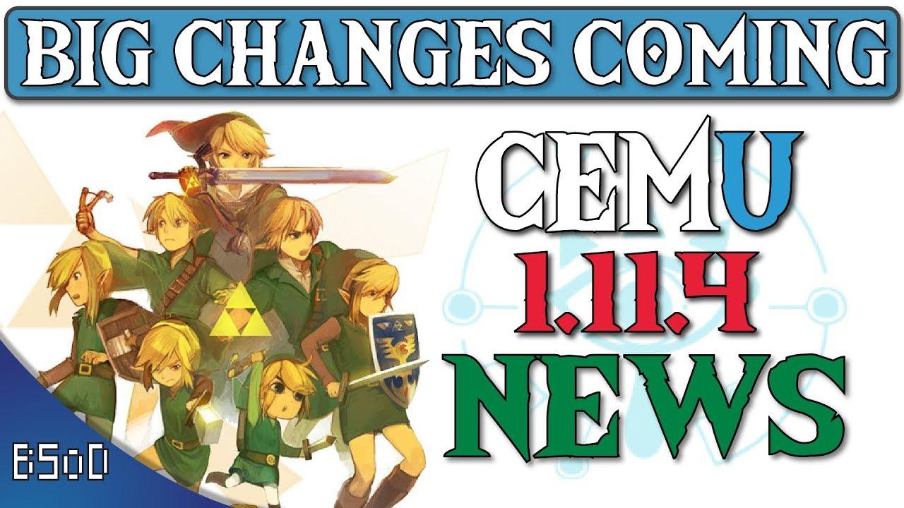 Cemu - Wii U emulator | Page 22 | Next Generation Emulation Forum