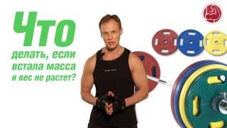 видео Не растут мышцы? Ошибки в тренировке и питании