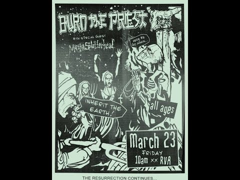 Lamb Of God to perform live as Burn the Priest or announcement March 23rd at 10 am??